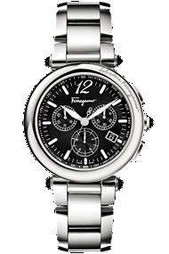 Salvatore Ferragamo | Idillio Quartz Chronograph 42mm | F77LCQ9909 S099Tourneau
