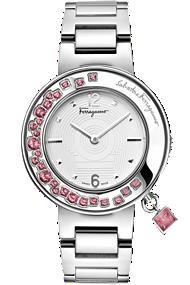 Salvatore Ferragamo | Gancino Sparkling Bracelet 36mm | FF501 0013