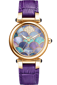Salvatore Ferragamo | Idillio Mermaid 34mm | FI204 0013