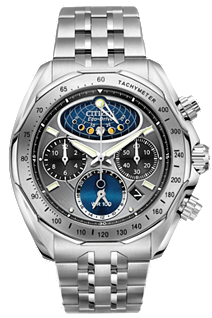 Moon Phase Flyback Chrono at Tourneau