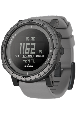 Suunto Core Dusk Grey | SS020344000 at Tourneau