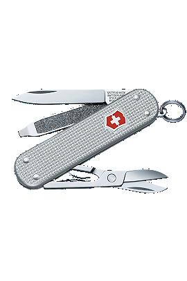 Victorinox Swiss Army   Classic SD Silver Alox   53012