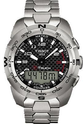 T-Touch Expert Titanium at Tourneau