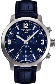 PRC 200 Men's Blue Chronograph Quartz Sport Watch at Tourneau