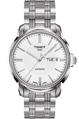 Men's Automatic III Classic White Automatic at Tourneau