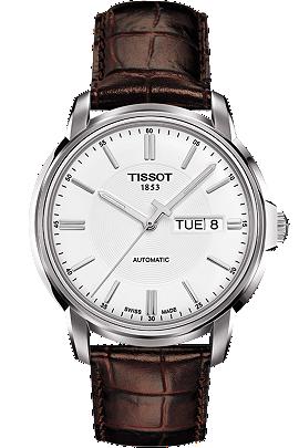 Men's Automatic III Classic at Tourneau