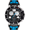 T-Race Men's Moto GP Limited Edition 2013 Black Quartz Watch