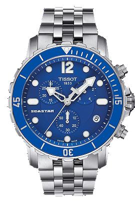 Tissot Seastar 1000 Quartz Chronograph T0664171104700