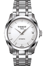 Couturier Women's White Automatic Trend at Tourneau