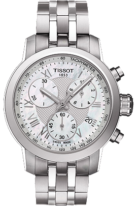 PRC 200 Women's Quartz Chrono Watch With Mother-of-Pearl Dial at Tourneau