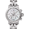 PRC 200 Women's Quartz Chrono Watch With Mother-of-Pearl Dial
