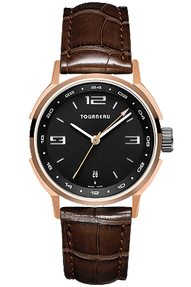 TNY Series 40 GMT Automatic at Tourneau