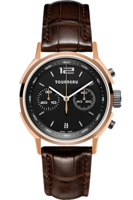 TNY Series 40 Chrono Automatic at Tourneau