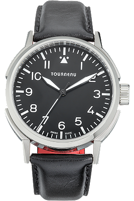 TNY 40 Aviator in Stainless Steel at Tourneau