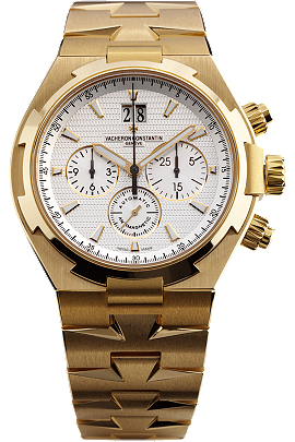 Vacheron Constantin Overseas Chronograph watch