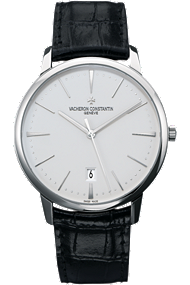 Patrimony Contemporaine Date Self-Winding at Tourneau
