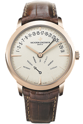 Vacheron Constantin | Patrimony Contemporaine Retrograde Day and Date | 86020/000R-9239