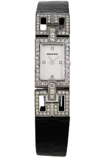 used Audemars Piguet 18K White Gold and Diamond Charleston Quartz
