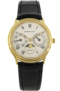 Used Audemars Piguet 18K yellow gold classique automatic