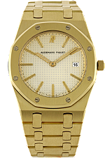 Used Audemars Piguet 18K Yellow Gold Royal Oak Quartz