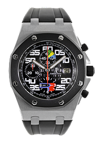 used Audemars Piguet - royal oak offshore rubens barrichello