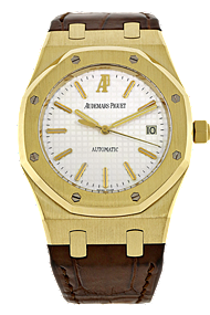 Used Audemars Piguet 18K Yellow Gold Royal Oak Automatic watch