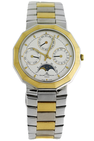 Pre-Owned Baume & Mercier Men's Riviera at Tourneau
