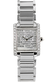 shop pre-owned cartier watches - tank francaise