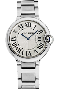 Stainless Steel Ballon Bleu Quartz at Tourneau