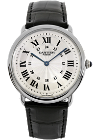 Platinum Louis Ronde Manual Limited Edition at Tourneau
