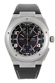 Titanium Ingenieur Chronograph Special Edition For Mercedes AMG Automatic at Tourneau