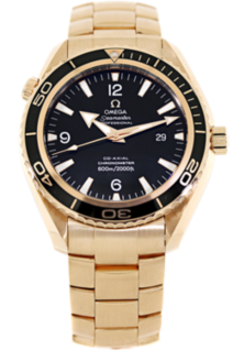 18K Rose Gold Seamaster Planet Ocean Automatic