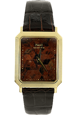 18K Yellow Gold Protocole Quartz Circa 1980s at Tourneau