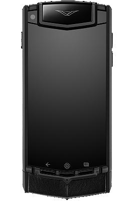 Vertu   Ti Pure Black   0023B61