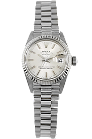 18K White Gold Datejust Automatic at Tourneau