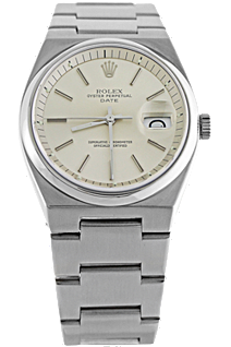 Stainless Steel Date Automatic Circa 1974 at Tourneau