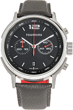 Stainless Steel TNY Series 44 Chronograph Automatic at Tourneau
