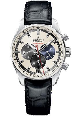 El Primero Striking 10th watch by Zenith