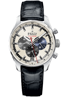 El Primero Striking 10th watch by Zenith