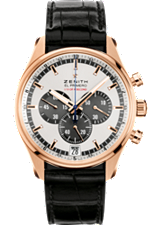 Zenith El Primero Striking 10th at Tourneau