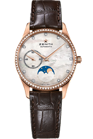Zenith Captain Ultra Thin Lady Moonphase 22231069281C709