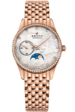Zenith Captain Ultra Thin Lady Moonphase 22231069281M2310