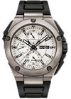 IWC   Ingenieur Double Chronograph Titanium   IW386501