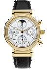 18K Yellow Gold Da Vinci Perpetual Calendar Automatic at Tourneau