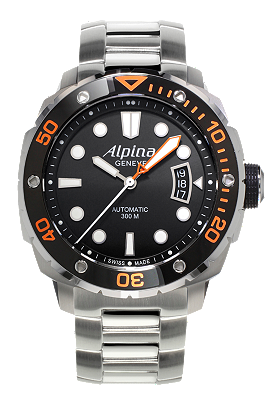 Alpina Extreme Diver 300 AL-525LBO4V26B
