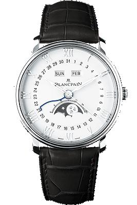 Blancpain Villeret Complete Calendar Moonphase watch