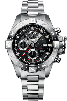 Ball Watches - Engineer Hydrocarbon Spacemaster Orbital