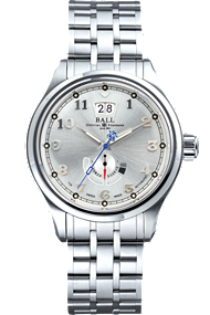 Ball Watches - Trainmaster Cleveland Express Power Reserve