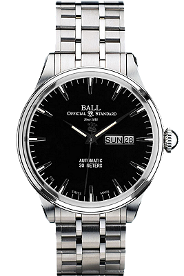 Ball Watches - Trainmaster Eternity