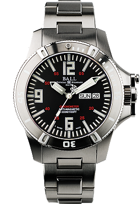 Ball Watches - Engineer Hydrocarbon Spacemaster X Lume